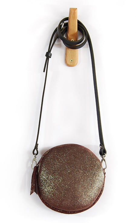 Rani Oxblood Sparkle - Crossbody - Lara B. Designs, Inc.