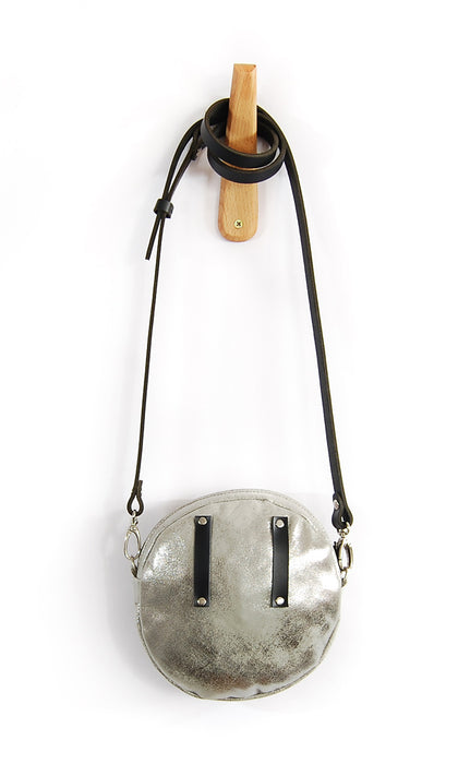 Rani Silver Platinum - Crossbody - Lara B. Designs, Inc.