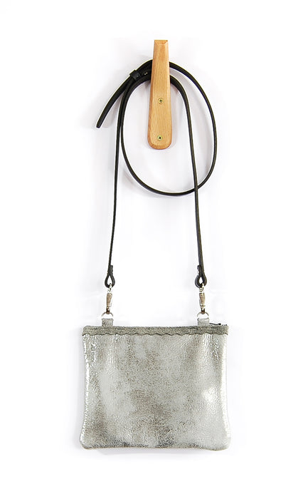 Venda Silver Platinum - Crossbody - Lara B. Designs, Inc.