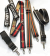 Woven & Leather Strap - Lara B. Designs, Inc.