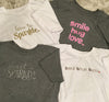 Love to Sparkle Tee - Statement Tee - Lara B. Designs, Inc.