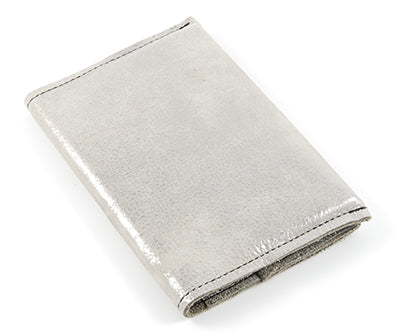 Passport Cover Silver Platinum -  - Lara B. Designs, Inc.
