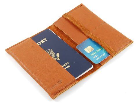 Passport Cover Whiskey -  - Lara B. Designs, Inc.