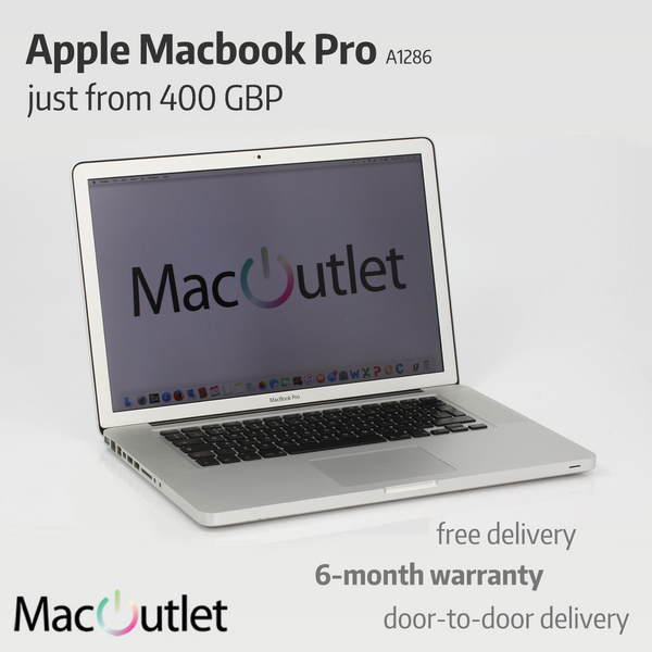 Refurbished Macbook Pro