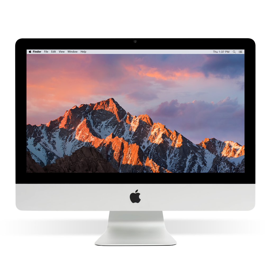 "Apple 21.5"" iMac - 2.7GHz Core i5 (I5-3335S) - 8GB RAM - 1TB HDD - Late 2012"