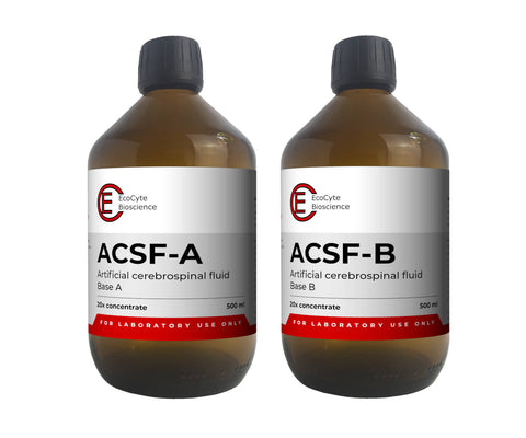 ACSF - Artificial Cerebrospinal Fluid (1000 ml) - 20x concentrate