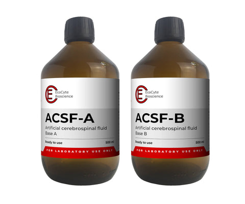 ACSF - Artificial Cerebrospinal Fluid (1000 ml) - Ready to use