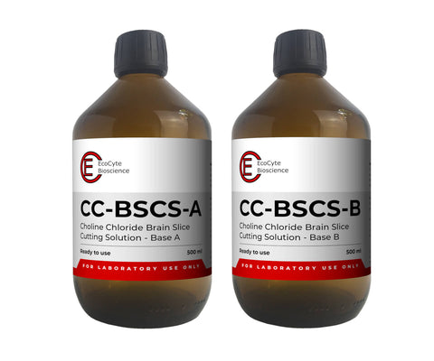 CC-BSCS - Choline Chloride Brain Slice Cutting Solution (1000 ml)