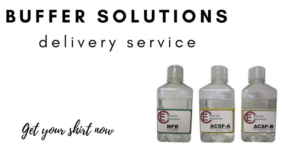 Delivery Service for buffer solutions
