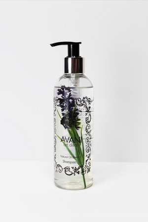 LAVENDER NATURAL OIL BLEND SHAMPOO