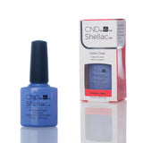 CND Shellac UV Nail Polish - Wisteria Haze 7.3ml - Love This Colour  - 2