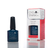 CND Shellac UV Nail Polish - Peacock Plume 7.3ml - Love This Colour  - 2