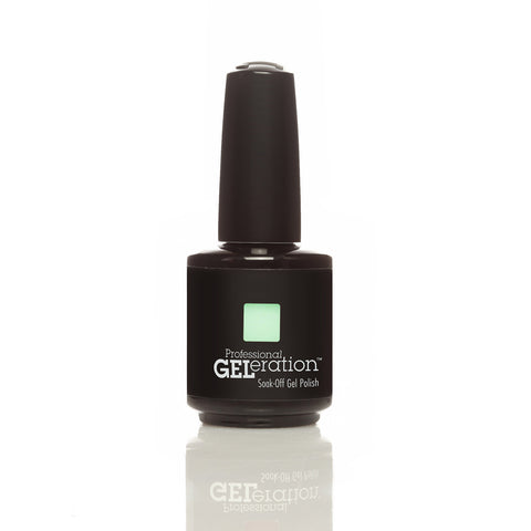 Jessica GELeration Soak Off UV Gel - Be My Sweet Tart 15ml - Love This Colour  - 2