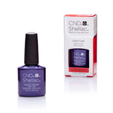 CND Shellac UV Nail Polish - Eternal Midnight 7.3ml