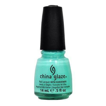 China Glaze Nail Lacquer 14ml - Aquadelic - Love This Colour
