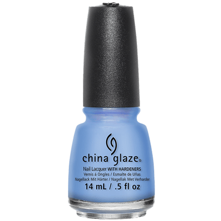 China Glaze Nail Lacquer 14ml - Boho Blues - Love This Colour