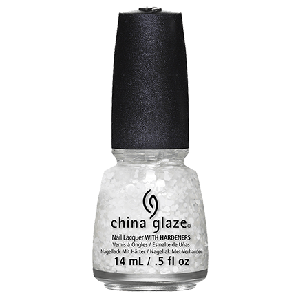 China Glaze Nail Lacquer 14ml - Chillin' With My Snow-Mies - Love This Colour