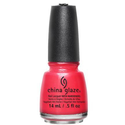 China Glaze Nail Lacquer 14ml - I Brake For Colour - Love This Colour