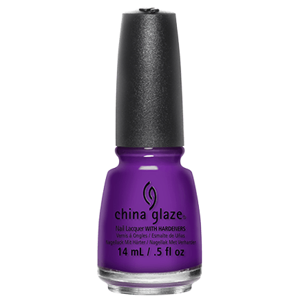 China Glaze Nail Lacquer 14ml - Kiwi Cool-Ada - Love This Colour
