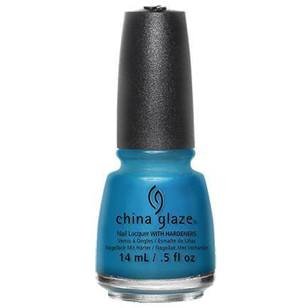 China Glaze Nail Lacquer 14ml - License & Registration Please - Love This Colour