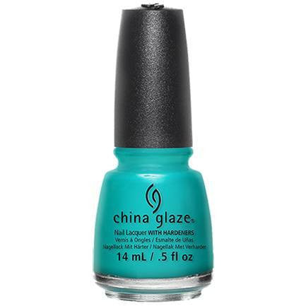 China Glaze Nail Lacquer 14ml - My Way Or The Highway - Love This Colour