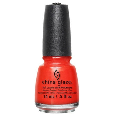 China Glaze Nail Lacquer 14ml - Pop The Trunk - Love This Colour