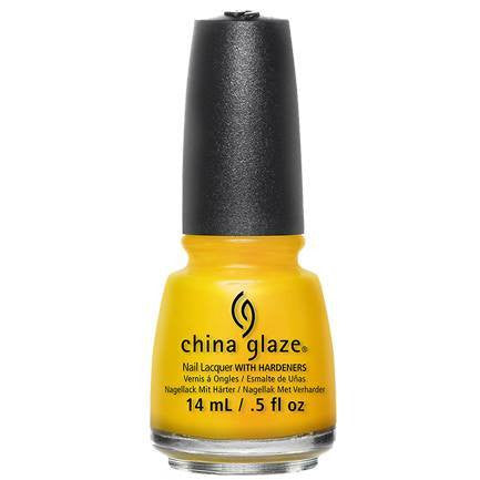 China Glaze Nail Lacquer 14ml - Sun's Up - Love This Colour