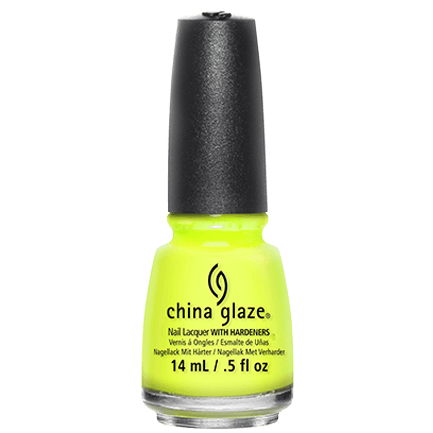 China Glaze Nail Lacquer 14ml - That's Shore Bright - Love This Colour