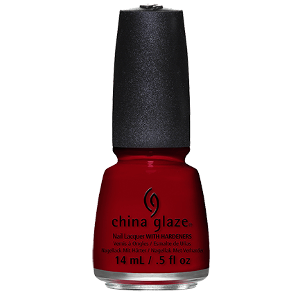 China Glaze Nail Lacquer 14ml - Tip Your Hat - Love This Colour