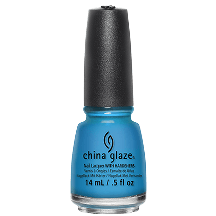 China Glaze Nail Lacquer 14ml - Too Yacht to Handle - Love This Colour