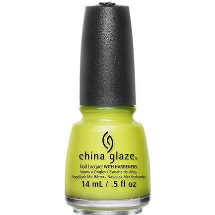 China Glaze Nail Lacquer 14ml - Trip Of A Lime Time - Love This Colour