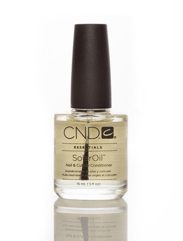CND Solar Oil Nail and Cuticle Conditioner 15ml - Love This Colour