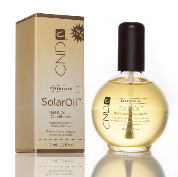 CND Solar Oil Nail and Cuticle Conditioner 68ml - Love This Colour