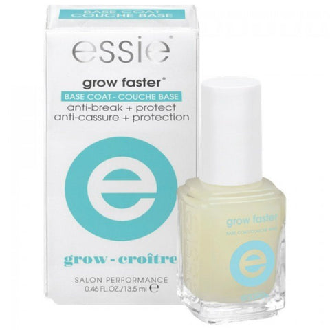 Essie Nail Treatment 13.5ml - Grow Faster Base Coat - Love This Colour