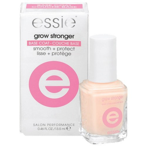 Essie Nail Treatment 13.5ml - Grow Stronger Base Coat - Love This Colour