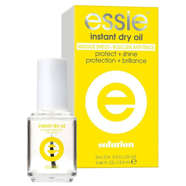 Essie Nail Treatment 13.5ml - Instant Dry Oil - Love This Colour