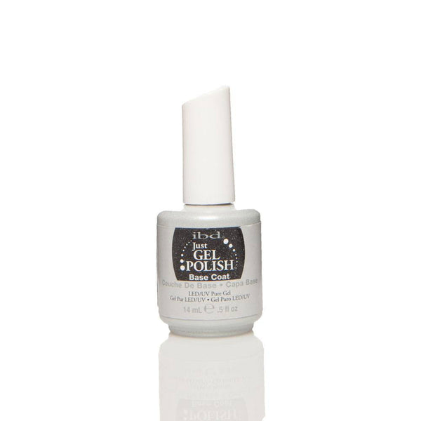 IBD Just Gel UV Nail Polish - Base Coat 14ml - Love This Colour
