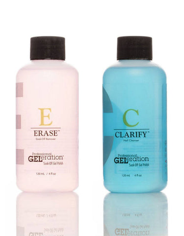 Jessica GELeration Clarify & Erase Duo 120ml - Love This Colour