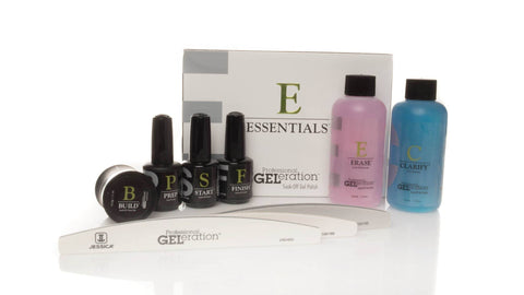 Jessica GELeration Essentials Kit - Love This Colour