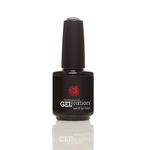 Jessica GELeration Soak Off UV Gel - Aphrodisiac 15ml - Love This Colour  - 2