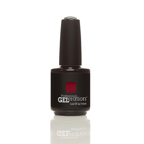 Jessica GELeration Soak Off UV Gel - Bella Rosa 15ml - Love This Colour  - 2
