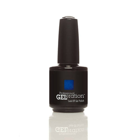 Jessica GELeration Soak Off UV Gel - Blue Lagoon 15ml - Love This Colour  - 2