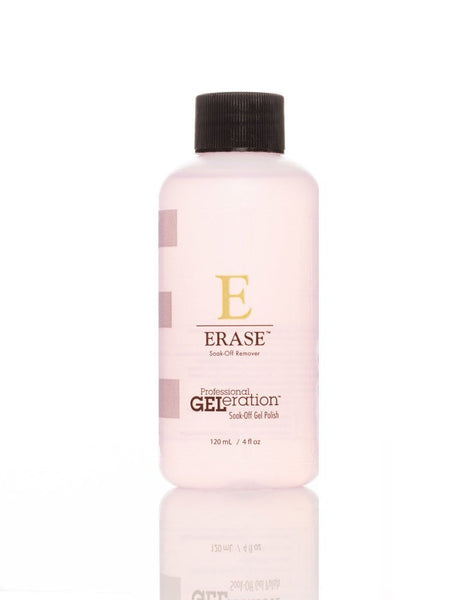 Jessica GELeration Soak Off UV Gel - ERASE Remover 120ml - Love This Colour