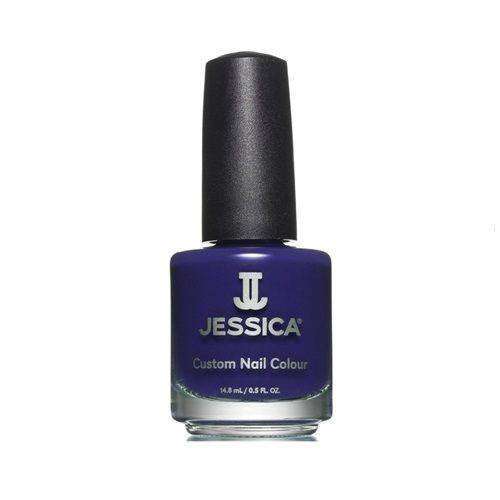 Jessica Nail Lacquer 15ml - Blue Harlem - Love This Colour