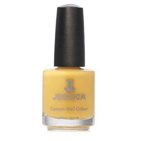 Jessica Nail Lacquer 15ml - Totally Turmeric - Love This Colour