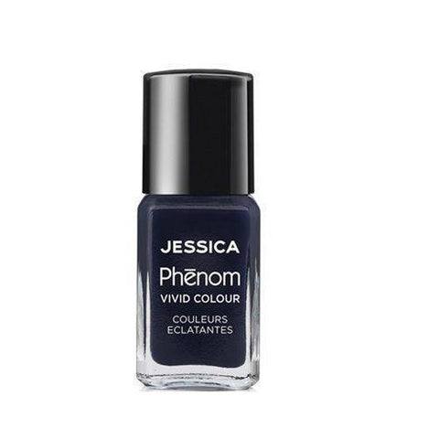 Jessica Phenom Vivid Colour Weekly Nail Polish 15ml- Blue Blooded - Love This Colour
