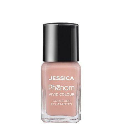 Jessica Phenom Vivid Colour Weekly Nail Polish 15ml- First Love - Love This Colour