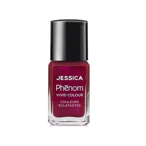 Jessica Phenom Vivid Colour Weekly Nail Polish 15ml- The Royals - Love This Colour