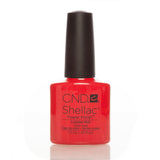 CND Shellac UV Nail Polish - Lobster Roll 7.3ml - Love This Colour  - 2