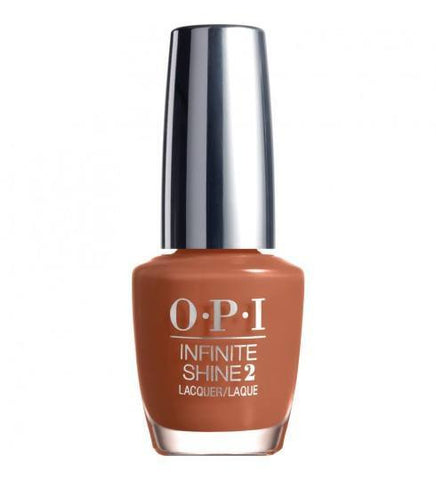 OPI Infinite Shine Lacquer 15ml - Brains & Bronze - Love This Colour